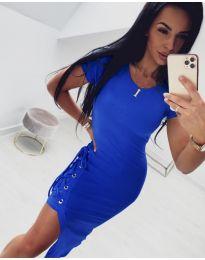 Dresses - kod 059 - sky blue