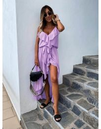 Dresses - kod 0081 - purple