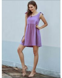 Dresses - kod 2255 - purple