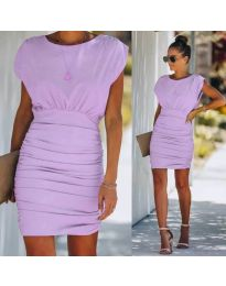Dresses - kod 1158 - purple