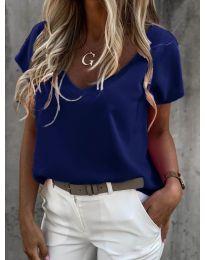 T-shirts - kod 0589 - dark blue