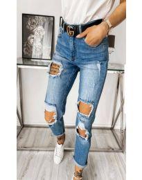 Jeans - kod 4226 - 1 - sky blue