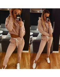 Tracksuits - kod 9842 - 5 - powder