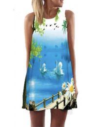 Dresses - kod 934 - white