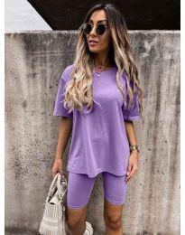 Kod 9954 - purple