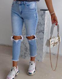 Jeans - kod 4281 - 1 - sky blue