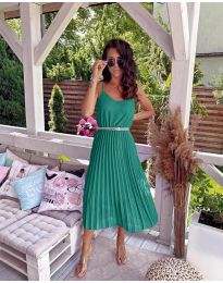 Dresses - kod 716 - green