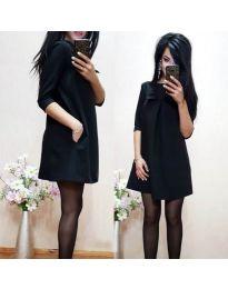 Dresses - kod 498 - black