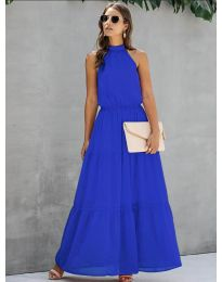 Dresses - kod 8855 - dark blue