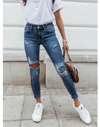 Jeans - kod 3897 - 2 - dark blue