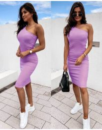 Dresses - kod 0208 - purple