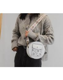 Bag - kod B163 - white