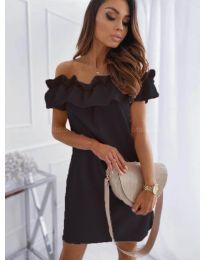 Dresses - kod 133 - black