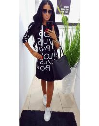 Dresses - kod 309 - black