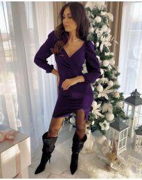 Dresses - kod 1579 - 1 - purple