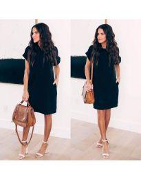 Dresses - kod 659 - black