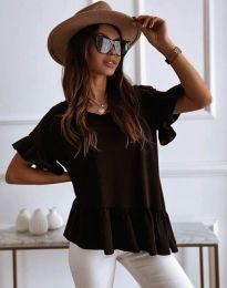 T-shirts - kod 0317 - black