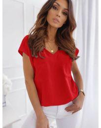 T-shirts - kod 920 - red