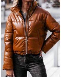 Jackets - kod 0018 - 2 - brown