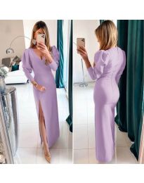 Dresses - kod 210 - purple