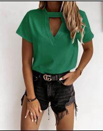 T-shirts - kod 3597 - army green