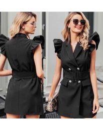 Dresses - kod 311 - black