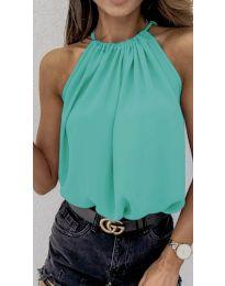 T-shirts - kod 3331 - turquoise