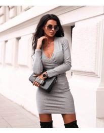 Dresses - kod 541 - gray