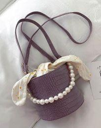 Bag - kod B428 - purple