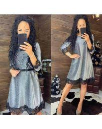 Dresses - kod 1426 - gray