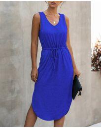 Dresses - kod 681 - sky blue