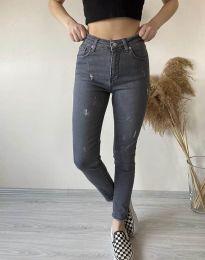 Jeans - kod 2423 - 1 - gray