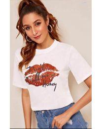 T-shirts - kod 914 - white