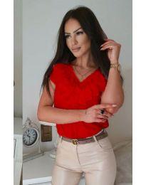 T-shirts - kod 388 - red
