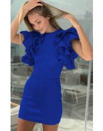 Dresses - kod 939 - sky blue