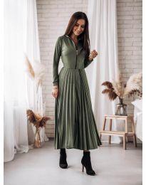 Dresses - kod 1544 - army green