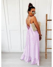 Dresses - kod 0560 - purple