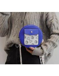 Bag - kod B163 - blue