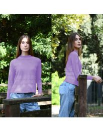 Blouses - kod 912 - purple