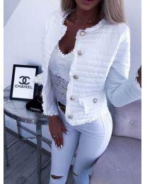 Jackets - kod 860 - 5 - white