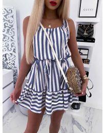 Dresses - kod 851 - blue