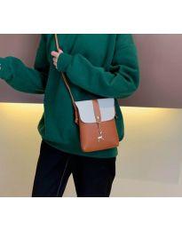 Bag - kod B72 - brown