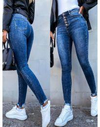 Jeans - kod 4127 - 1 - sky blue