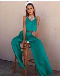 Kod 587 - turquoise