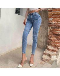 Jeans - kod 4131 - 1 - sky blue
