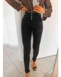 Jeans - kod 741 - 2 - black