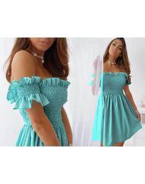 Dresses - kod 0310 - green