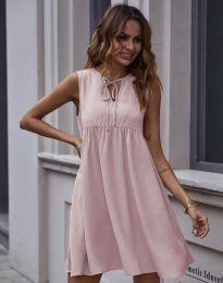 Dresses - kod 0286 - pink