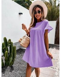 Dresses - kod 744 - purple