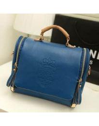 Bag - kod B136 - dark blue